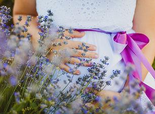 Pregnancy Lavender