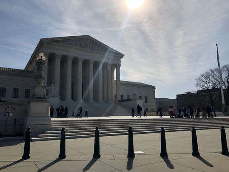 NLC 2019 Congressional City Conference Travel Report