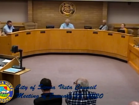 City Council Meeting of January 23, 2020