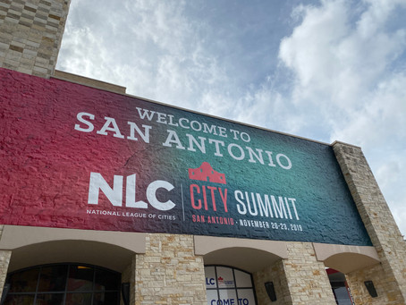 Trip Report for 2019 City Summit