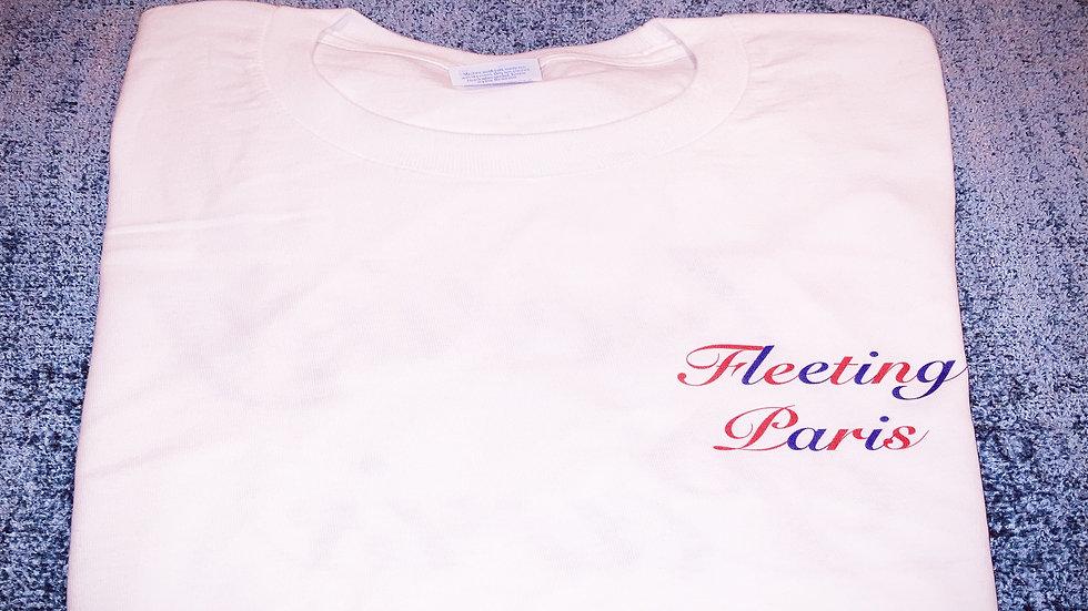 Official Fleeting Paris T-Shirt