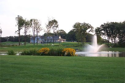Fairview club house from 7th tee box.JPG