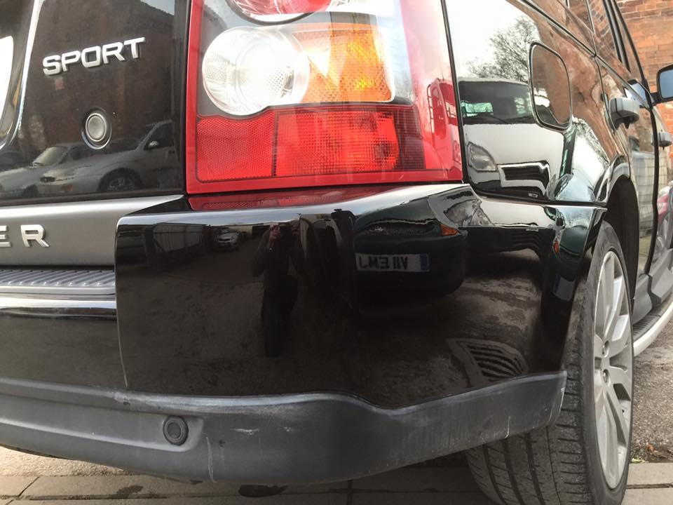 AFTER - Range Rover Sport