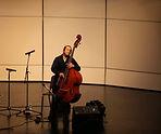 Ippei Ichimaru, 市丸一平, bass, contrabass, Czech Ease, acoustic bass, upright bass, wood bass, ベース, コントラバス, アコースティックベース, アップライトベース, ウッドベース, bassist, ベーシスト, bass player, ベースプレイヤー,