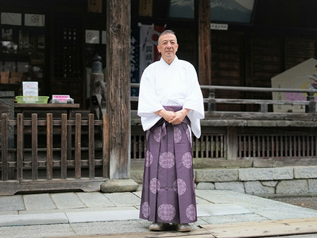 Asama Jinjas role in today's world Adapt to the cultural changes while keeping their original stance