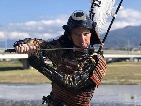 The Day I was a Samurai