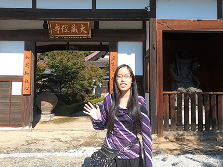 "The Peach City YouTube channel Vol.3-1""Daizoukyouji Temple"""