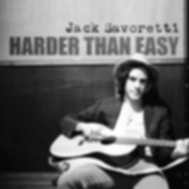 Jack Savoretti, Harder Than Easy Album