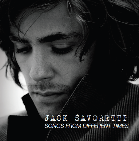 Jack Savorett, Songs From Different Times Album