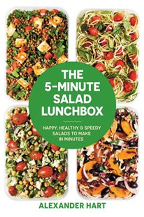 5-Minute Salad Lunchbox