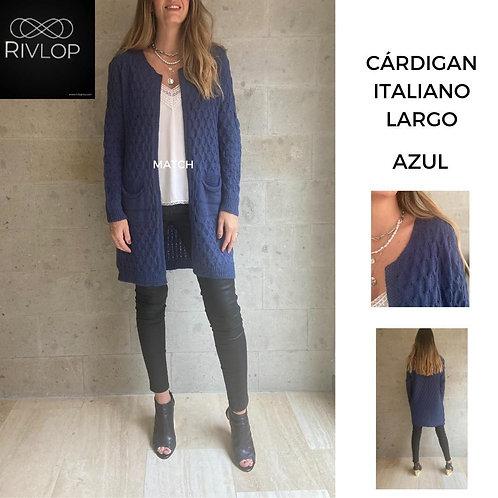 CA00001 Cárdigan Italiano