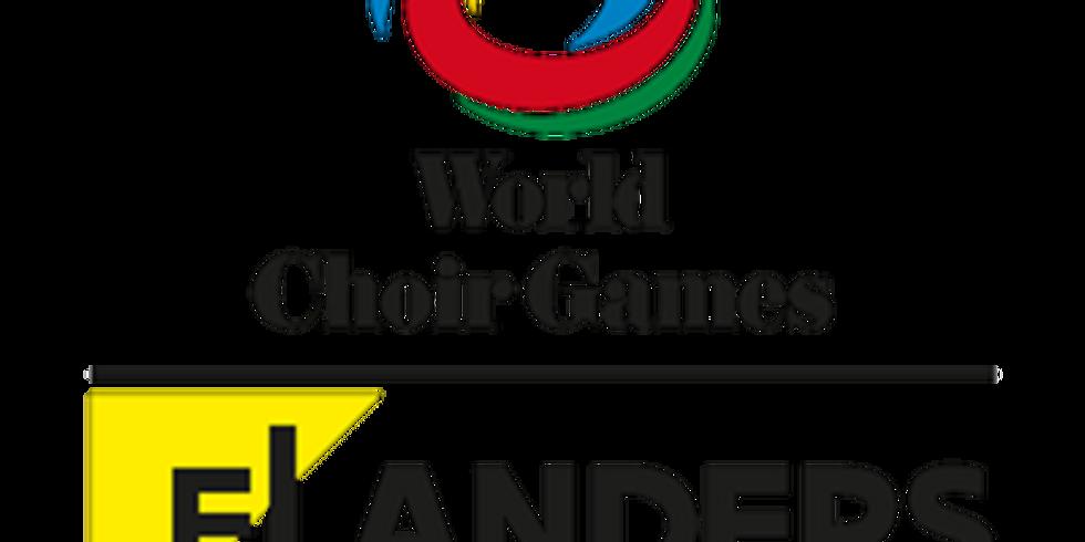 World choir games 2020