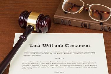 wills attorney kenai ak gilman and pevehouse law
