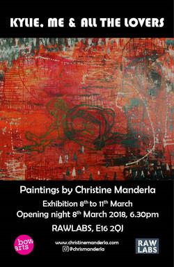 Exhibition 08 Mar'18, RAW LAB