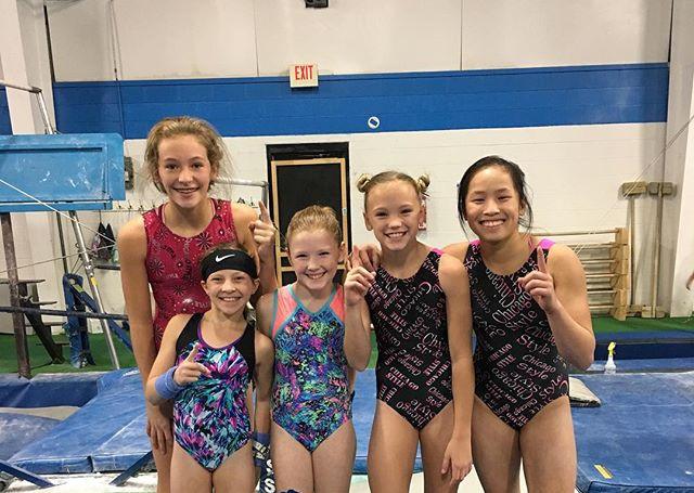 GU's team challenge winner! #teamannie #
