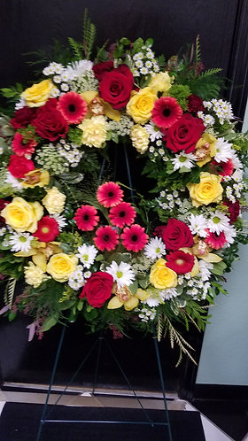 Peace Everlasting Wreath