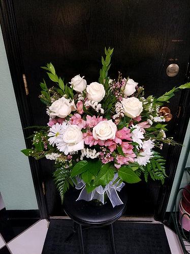 Heartfelt Condolences Vase