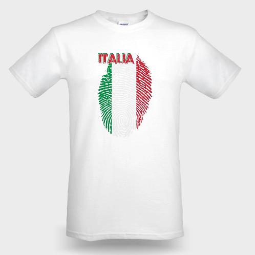 T-SHIRT ITALIEN R-NECK