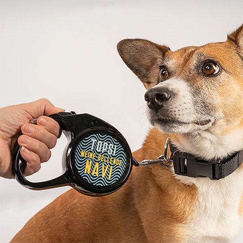 Hundeleine ausziehbar, Leinenlänge 300 cm