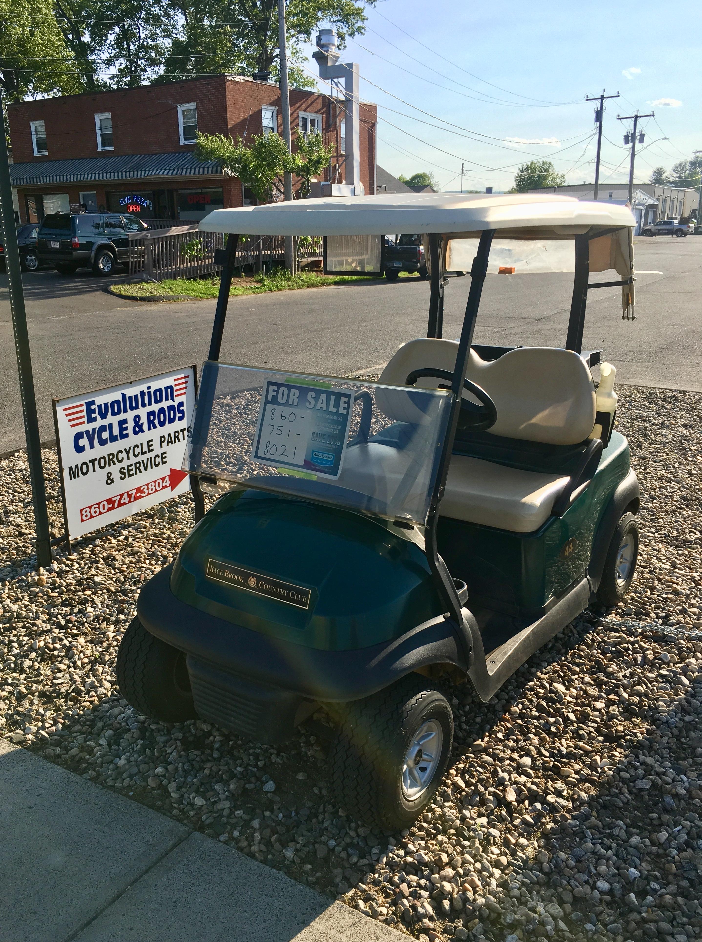 2012 Golf Cart