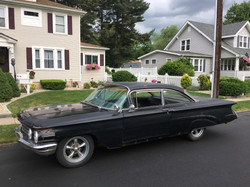 1960 OLDS 88 COUPE