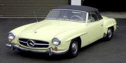 1962 Mercedes