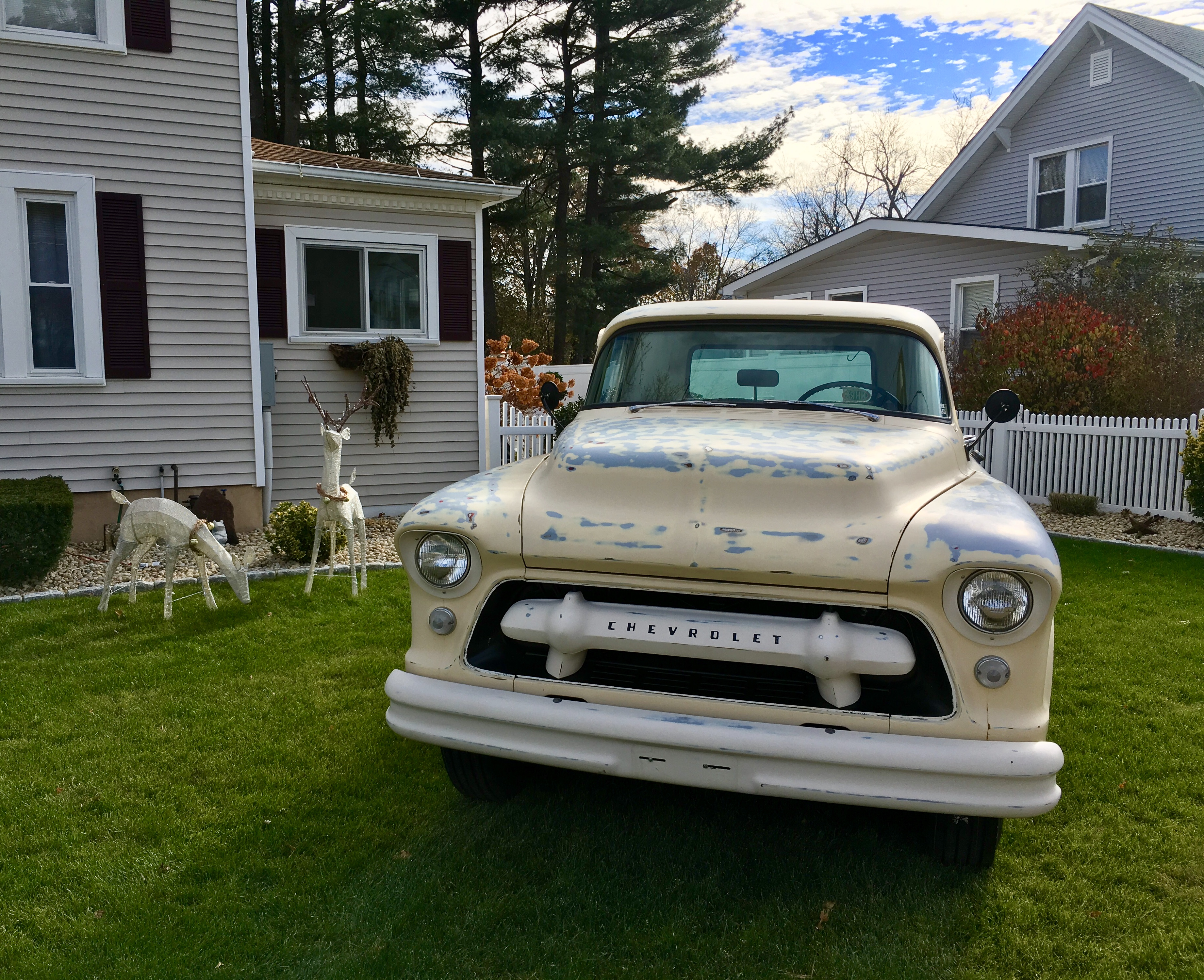 1956 Chevrolet Pick-Up