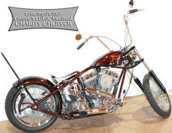 2007 Criss Angel Custom Bobber