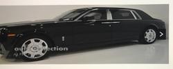 2008 Rolls Royce Phantom LWB