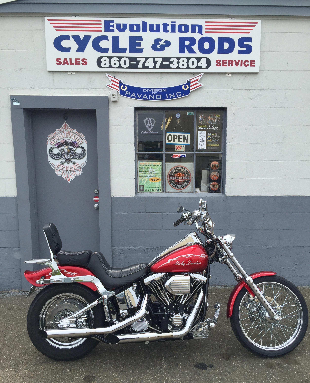 1997 Harley Davidson Dyna