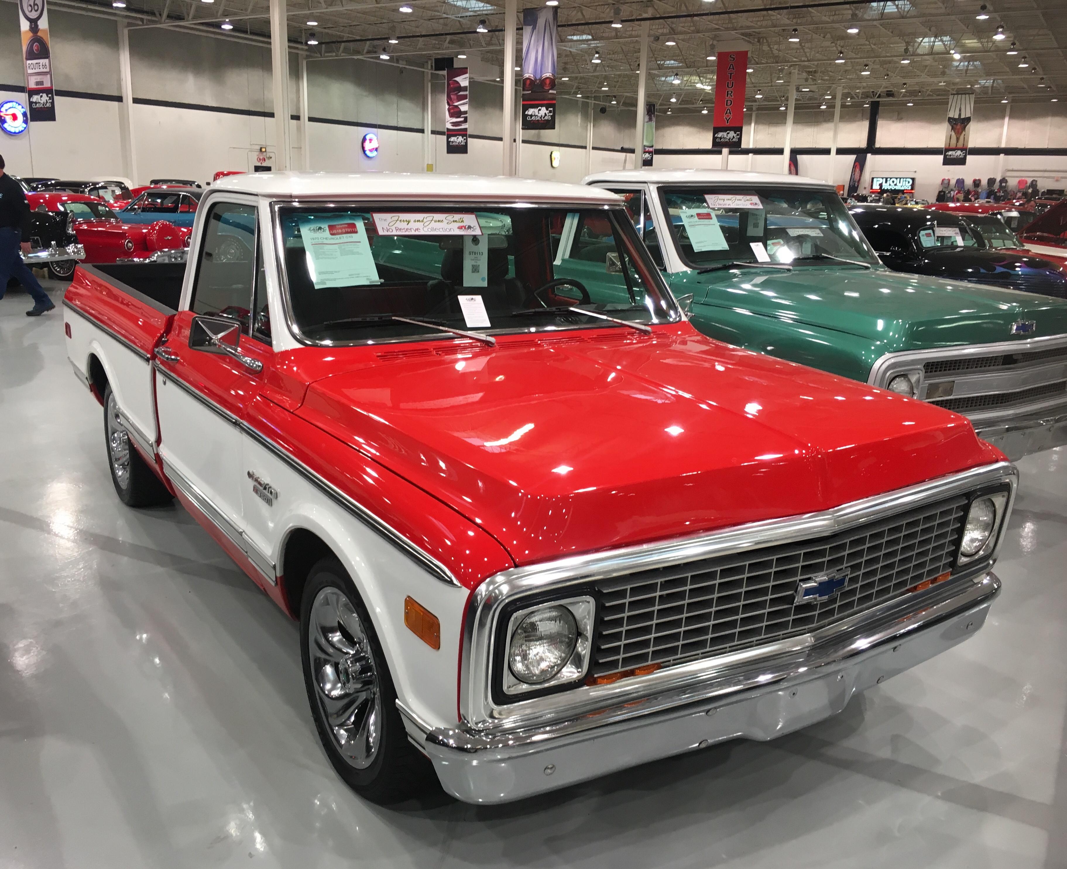 1970 Chevy C10 Pick-Up