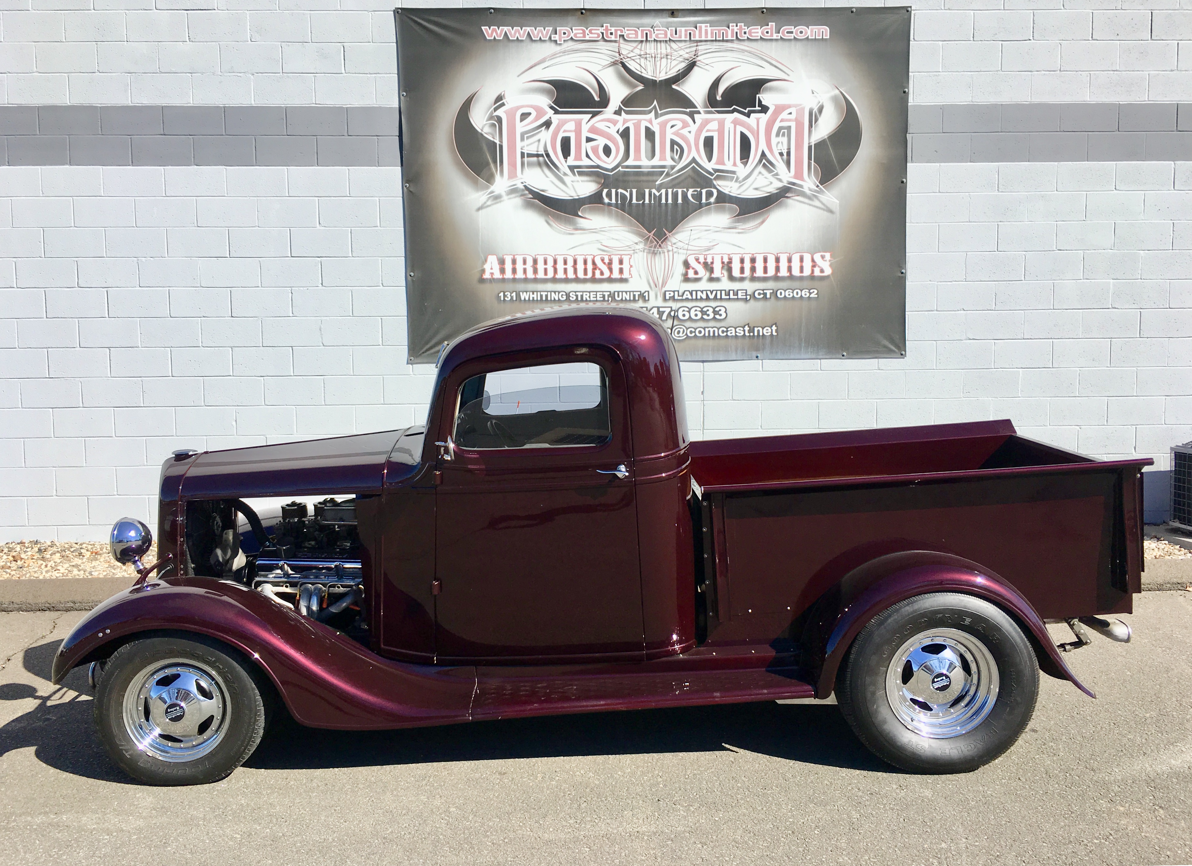 1935 Chevy Pick-Up Street Rod