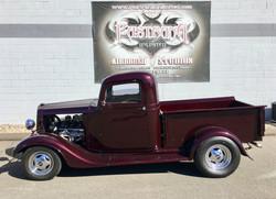 1935 Chevy Pick-Up Street Rod