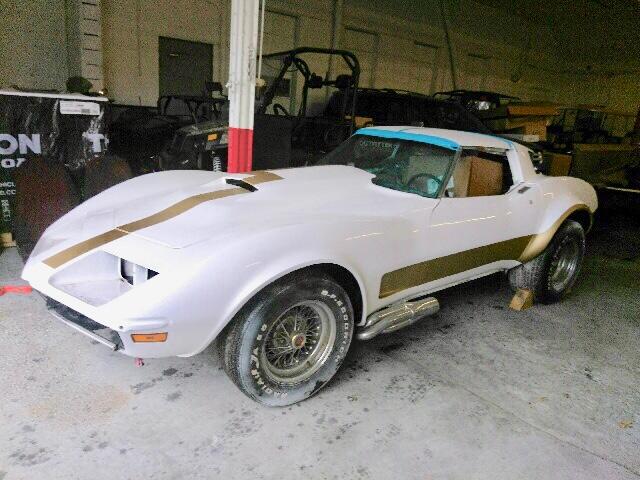 1970 Motion Corvette