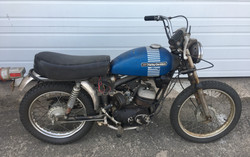 1987 Harley Davidson 125