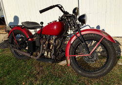 1941 Indian Scout