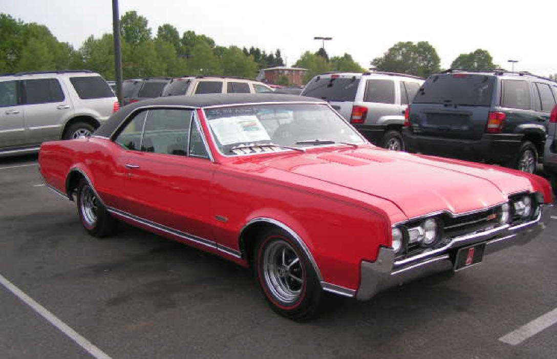1970 Olds