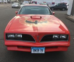 1978 Pontiac TA
