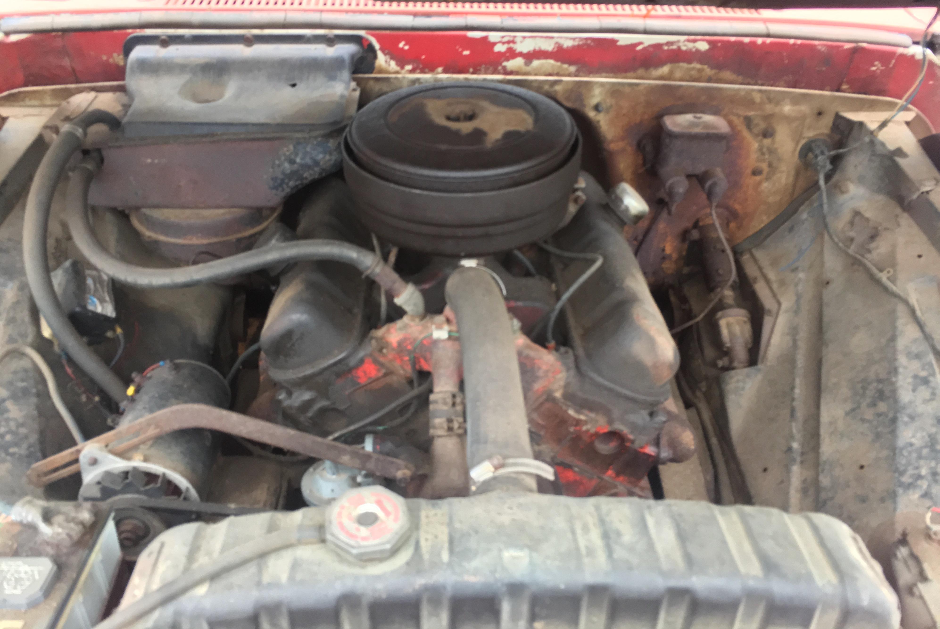 1962 GMC Dump Truck