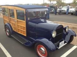 1929 Woody Wagon