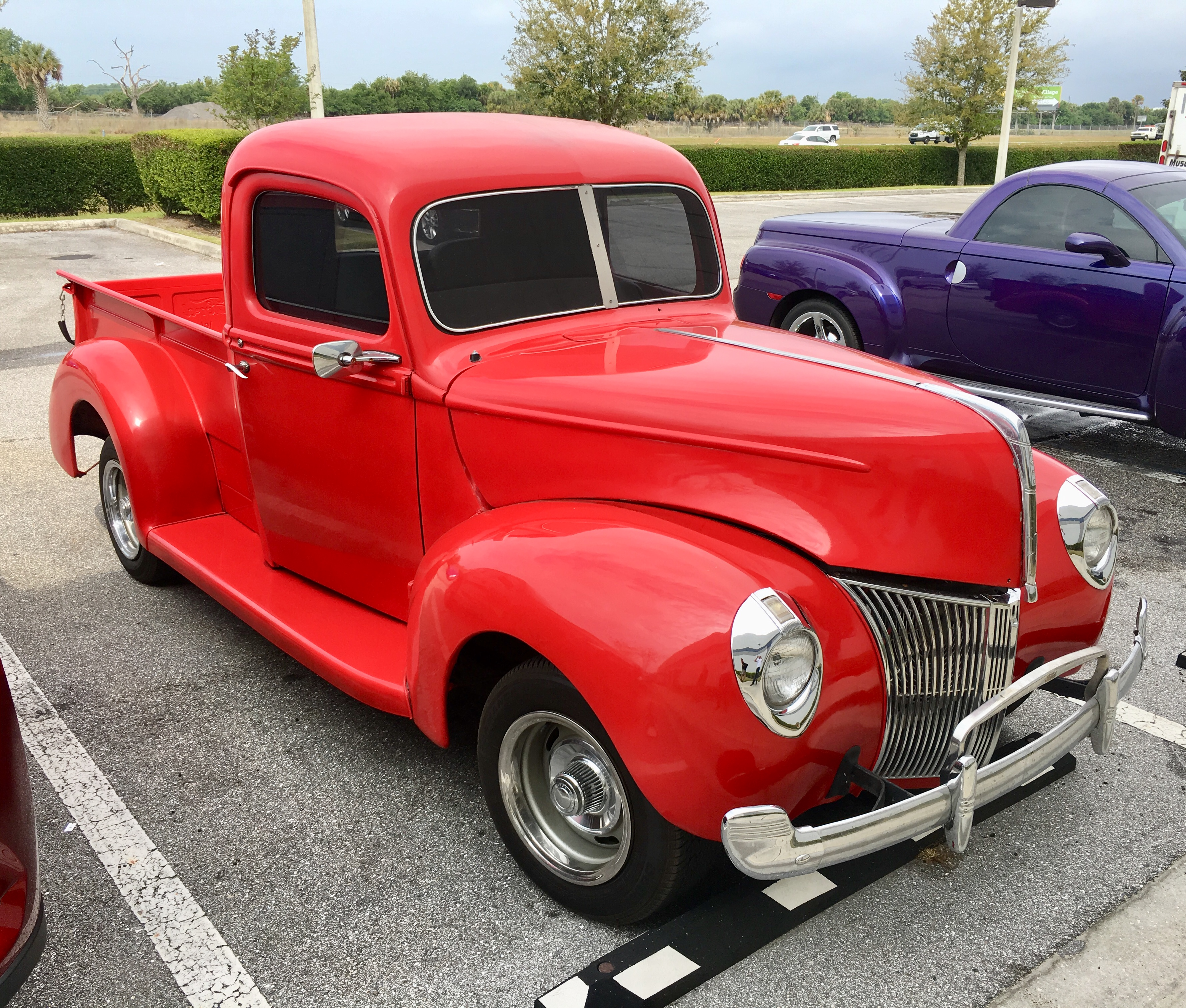 1941 Ford Pick-Up Street Rod