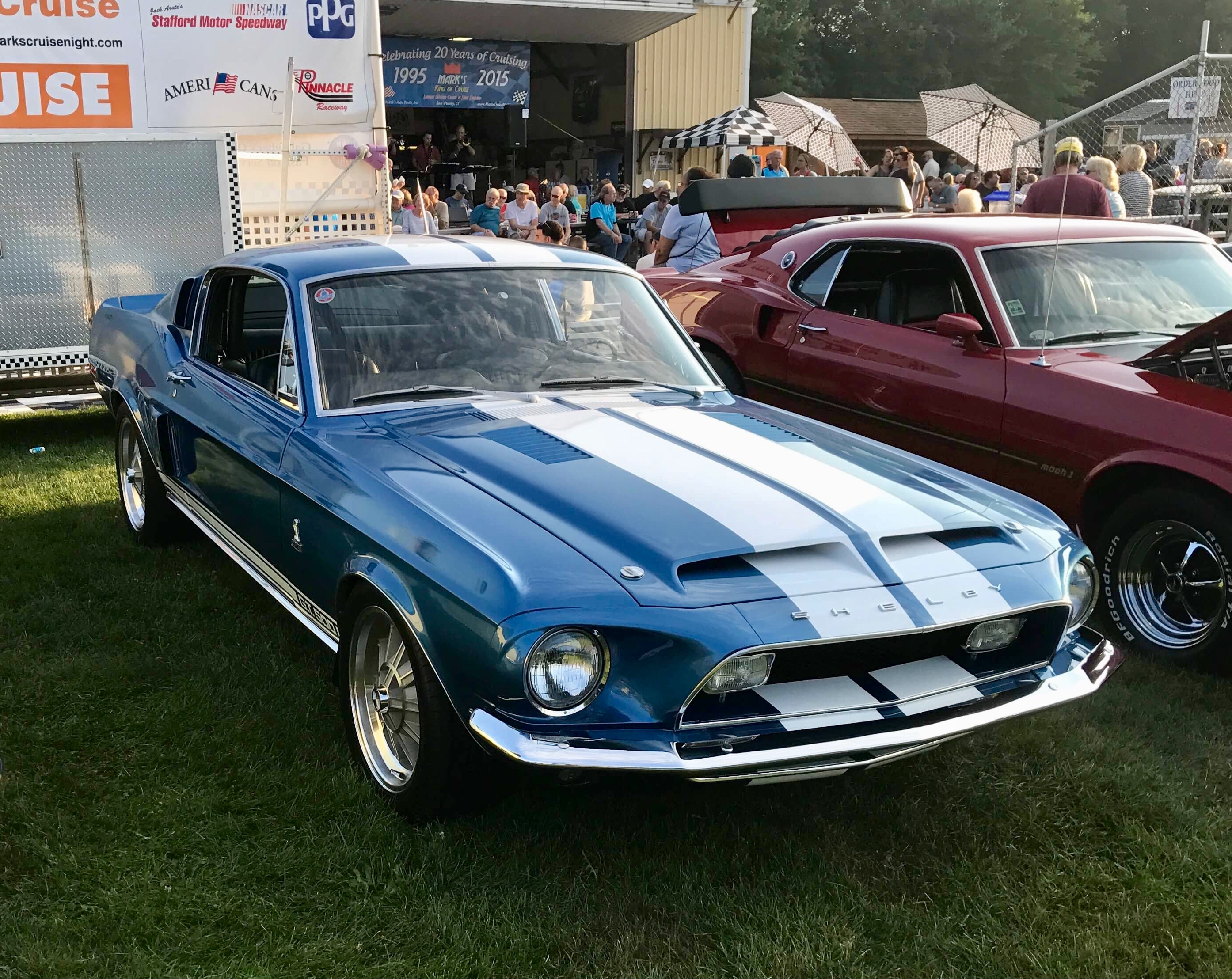 1968 Mustang Shelby