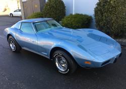 1977 Corvette T-Top
