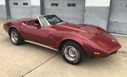 1974 Corvette Cvt