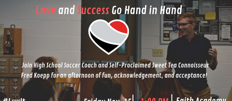 Love and Success with Fred Koepp