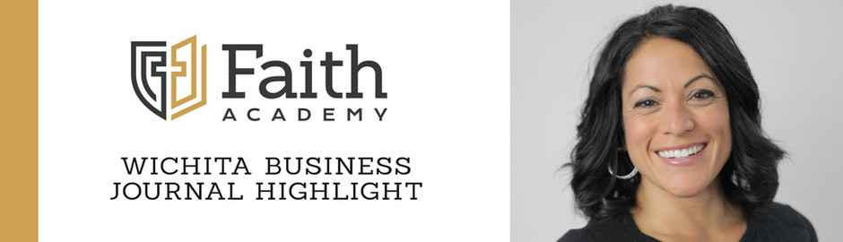 Faith Academy Founder Receives Women Who Lead In Business Recognition