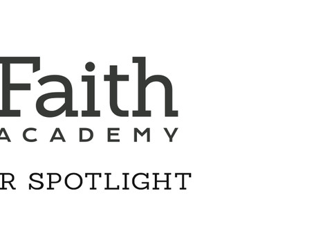 Faith Academy Staff Spotlight: Denise Hanson
