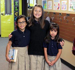 Faith Academy school uniforms