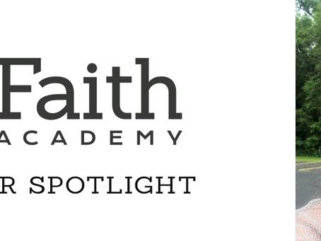 Faith Academy Staff Spotlight: Bobbie Gardner