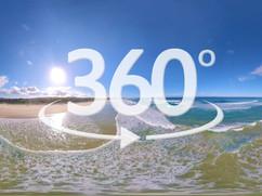REDCLIFF TO BUCHANANS HEADLAND 360°